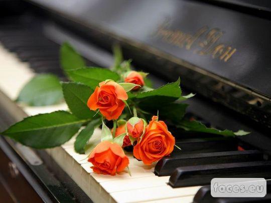 Поздравление пианистке с днём рождения